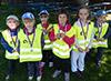 Děti s medailemi